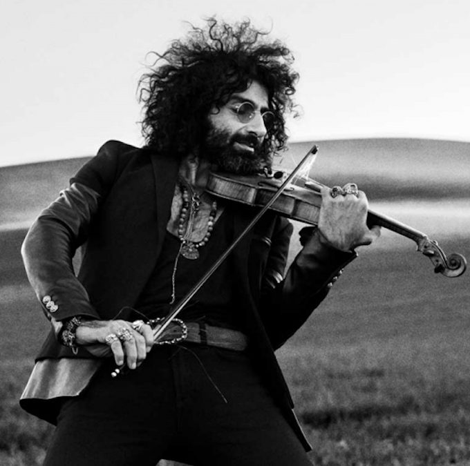 The Wolf Is Coming introduce a Ara Malikian en Dubai